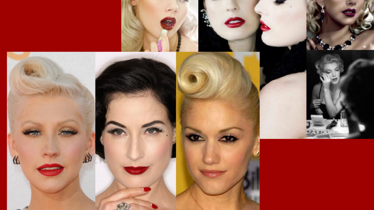 Vintage Pin Up Girl Style Fashion Ideas