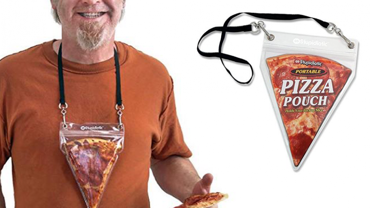 Pizza Emergency Portable Pizza Pouch