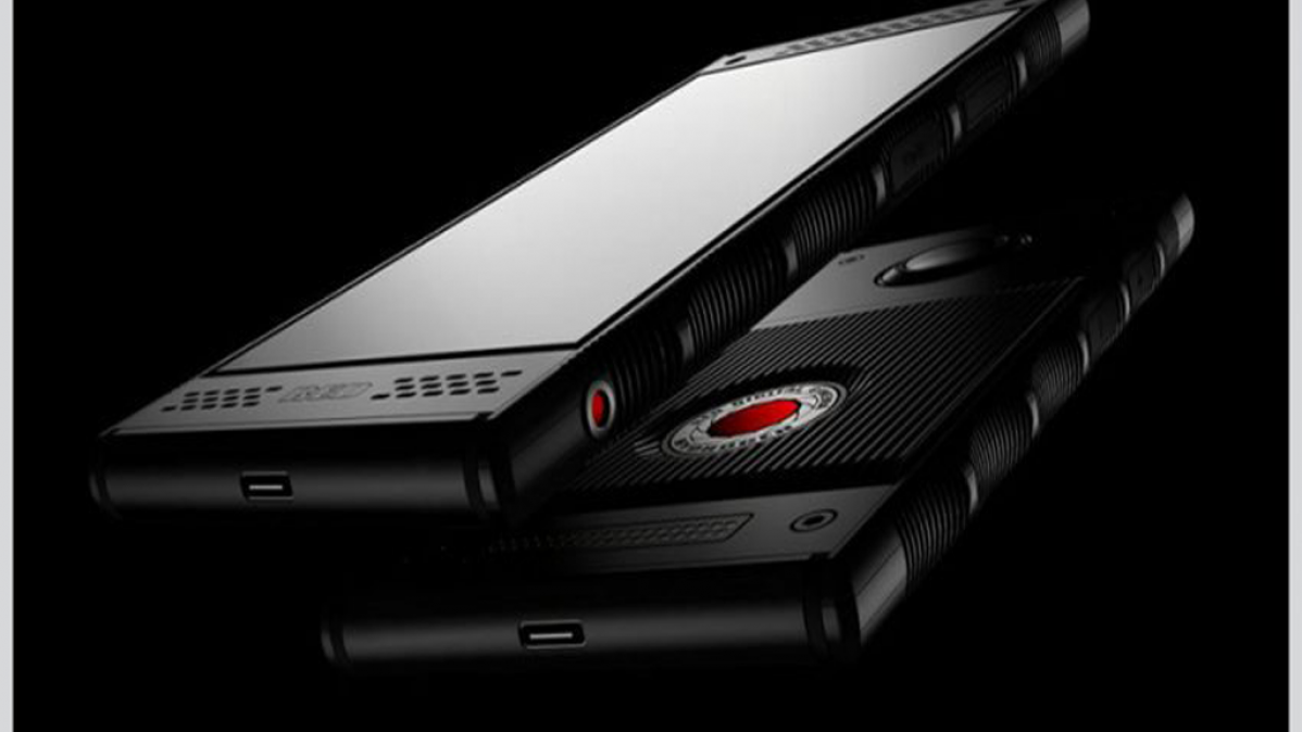NEW Red Hydrogen One Holographic Phone