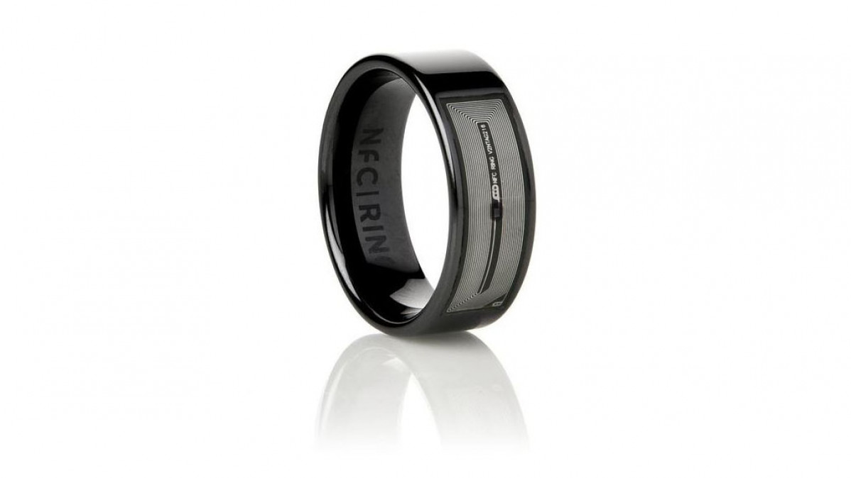 Programmable Smart Ring