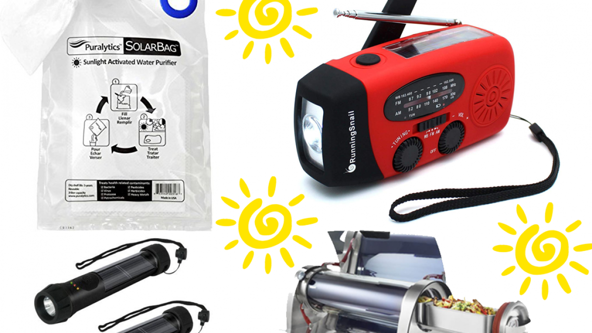 10 Innovative and Cool Solar Powered Gadgets