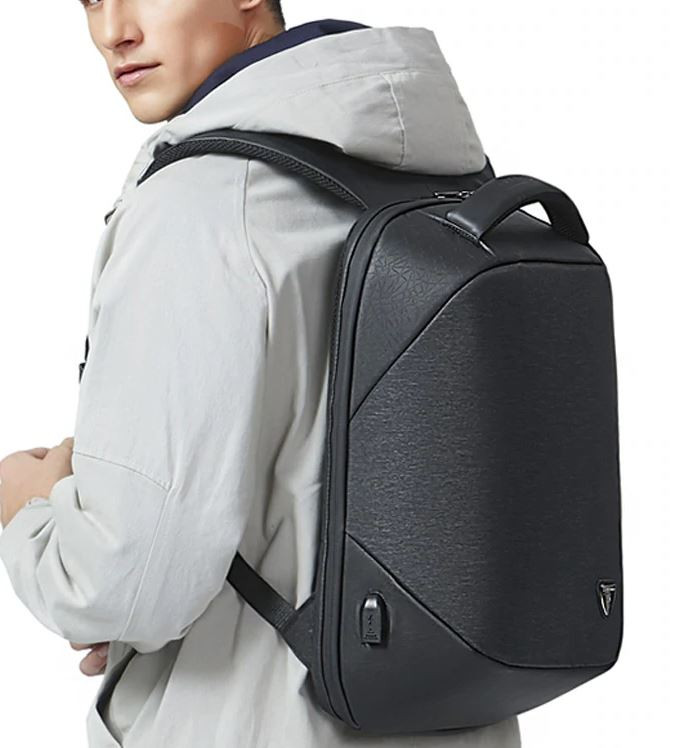 Waterproof Anti-Theft Business Backpack