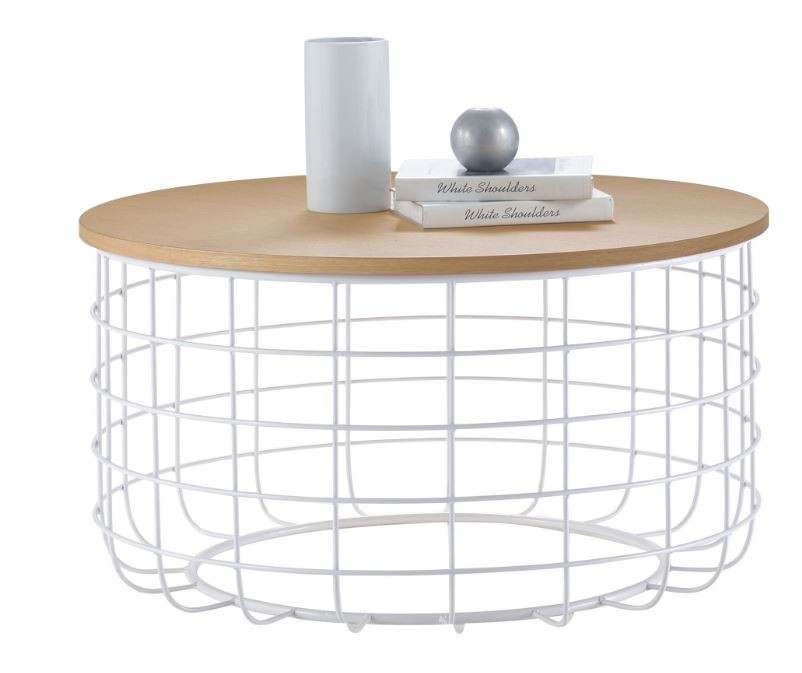 20 Highly Unique Round Coffee Tables