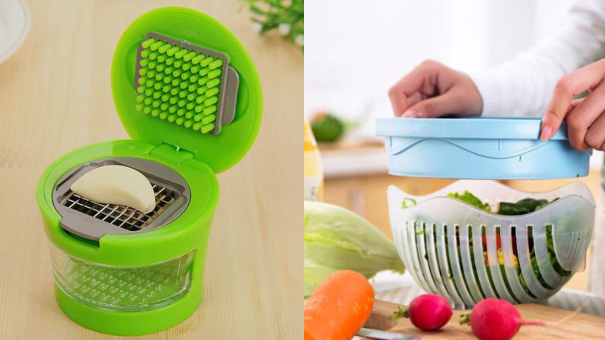 13 Cool Kitchen Gadgets To Make Simple Tasks Easier