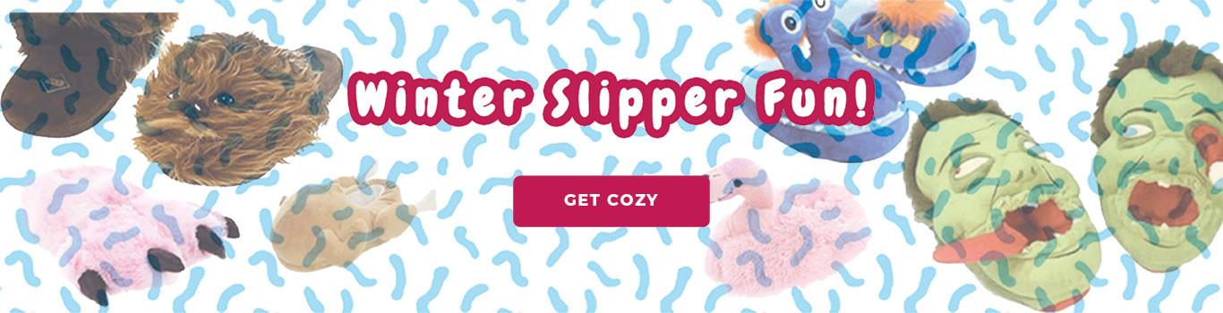 Winter Slipper