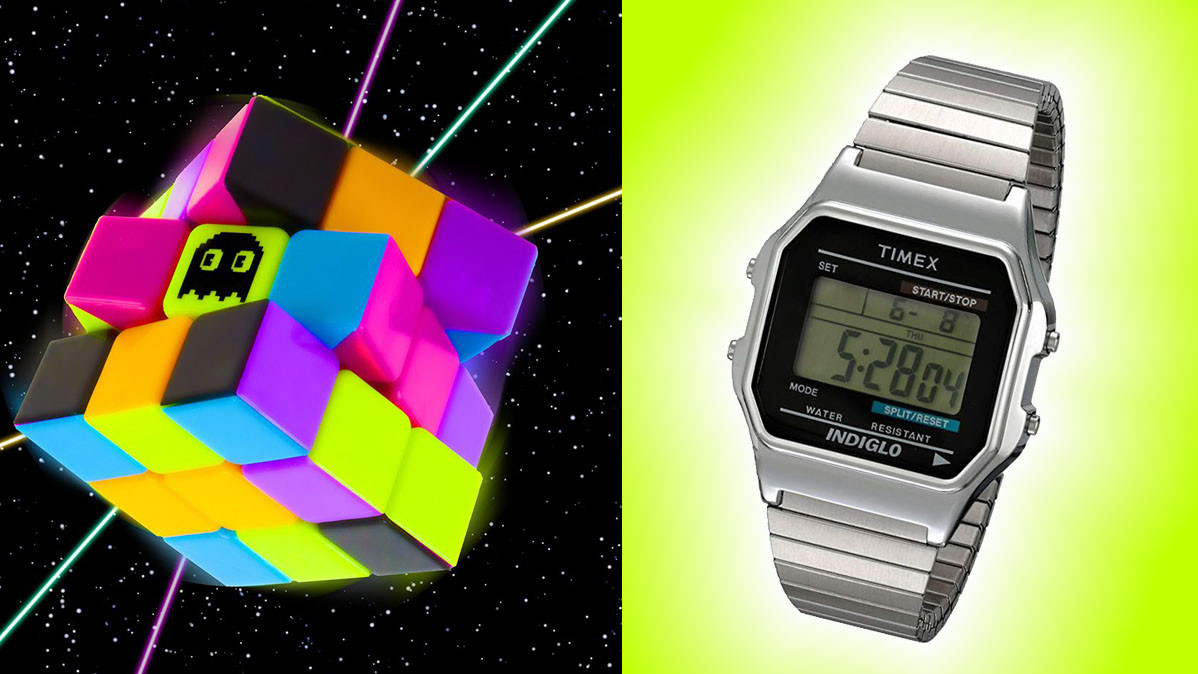 10 Cool Modern Retro Gadgets For 80s Fans