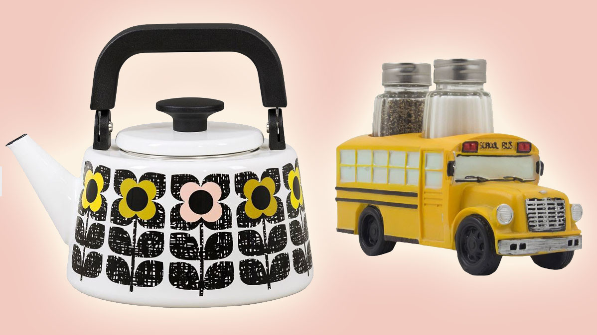 19 Cool Modern Retro Kitchen Gift Ideas