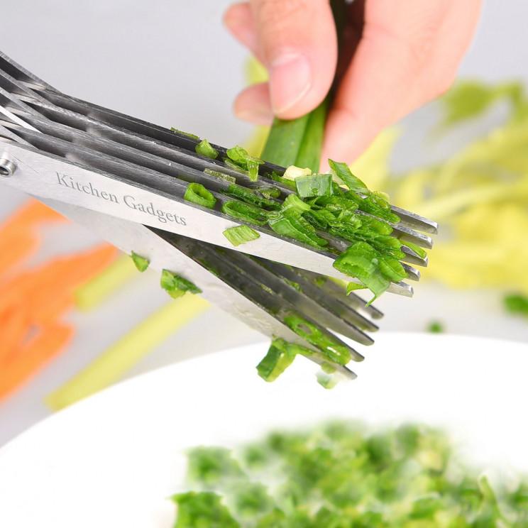 Handy Herb Scissors