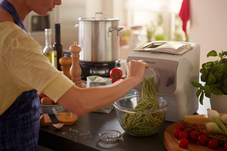 Philips Pasta Maker for Fresh and Delicious Recipes