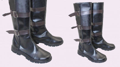 Captain America Boots For Cosplay