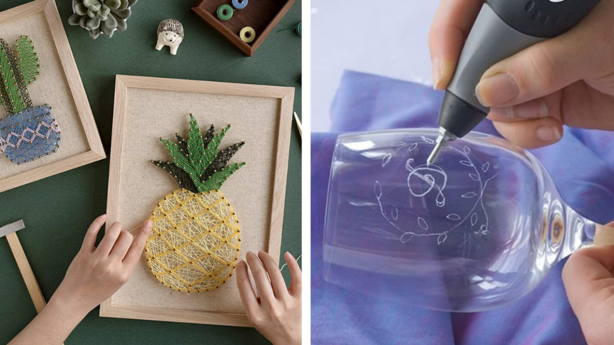 17 Items for DIY Lovers Who Want to Make Money from Home