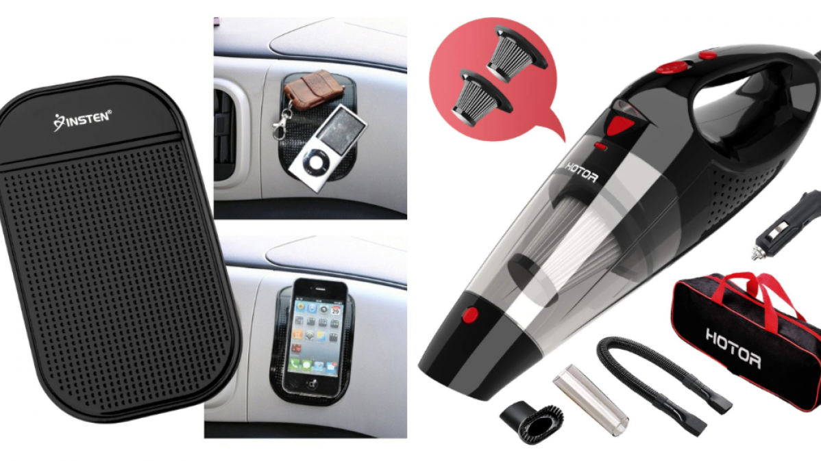 9 Coolest Car Gadgets You Can Buy for The Ultimate Road Trip