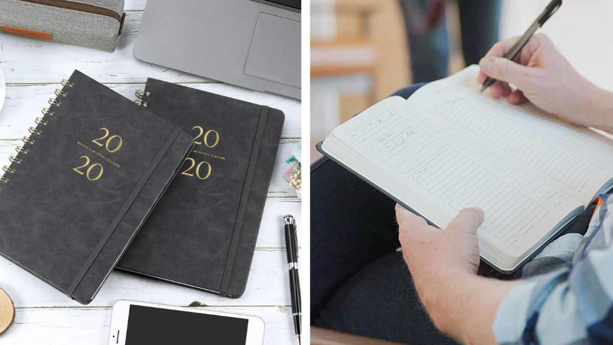 8 Inspirational Agendas for New Year Resolutions