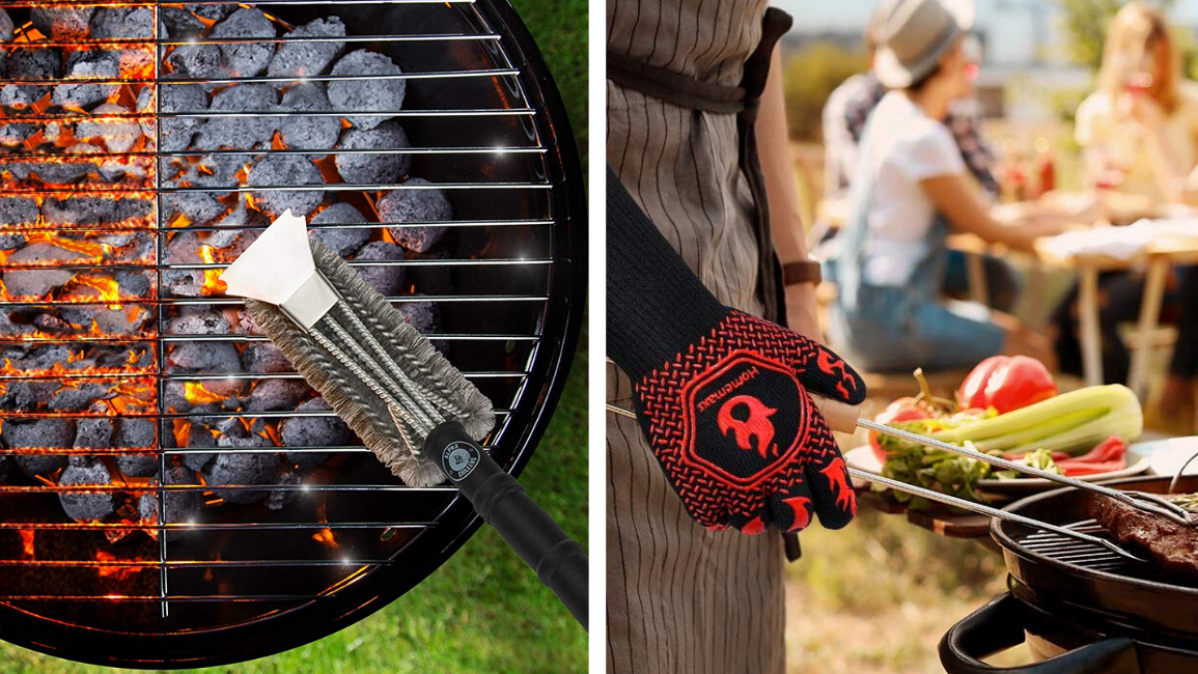 11+ Products to Prepare Your Garden for a BBQ Party