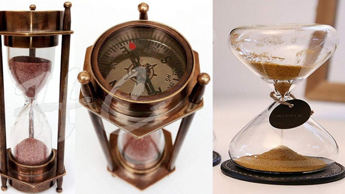 10 Beautiful Hourglasses That Will be Great Gift Ideas