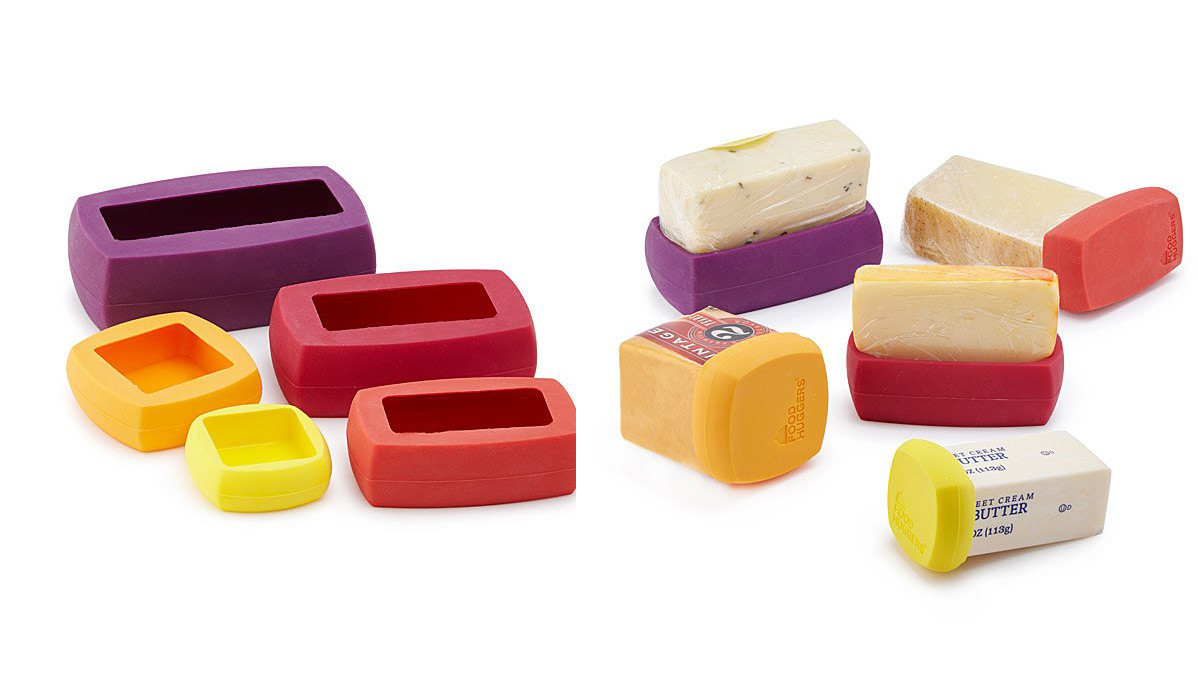 Extremely Useful Butter And Cheese Huggers