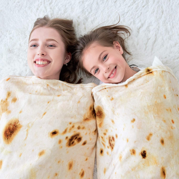 Wrap Yourself up and Become a Delicious Burrito