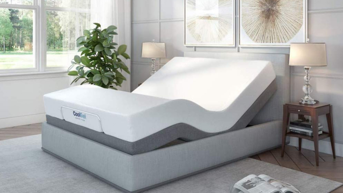 Classic Brands Adjustable Bed Base Offers You Comfort All Night Long