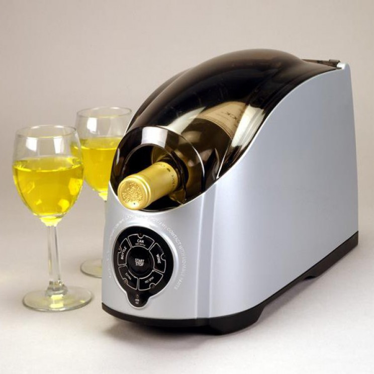Enjoy Your Drinks Chilled with Cooper Cooler Rapid Chiller
