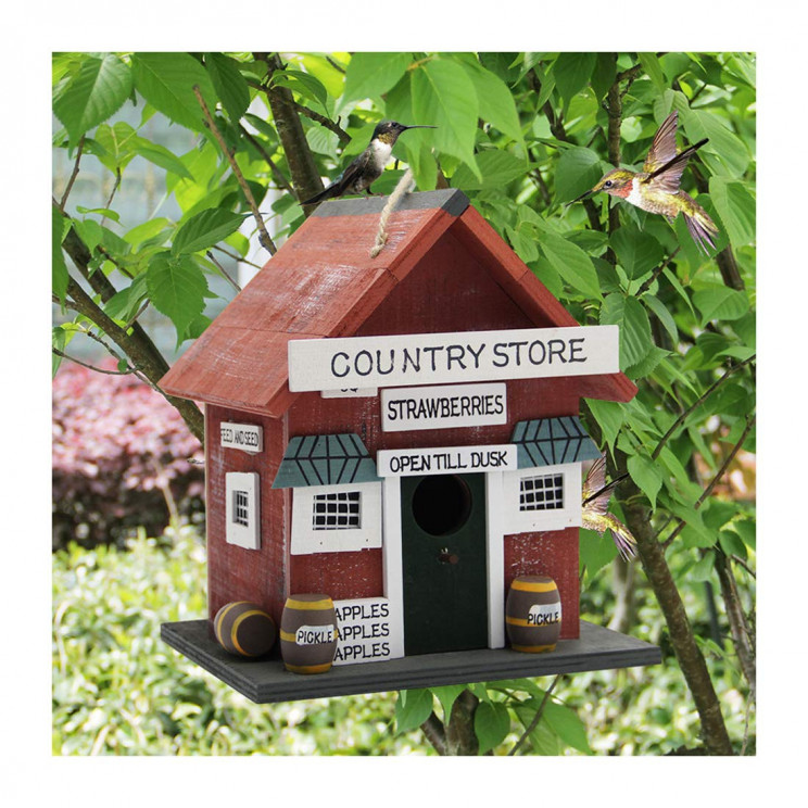14 Cool Birdhouses To Add A Unique Touch To Your Garden