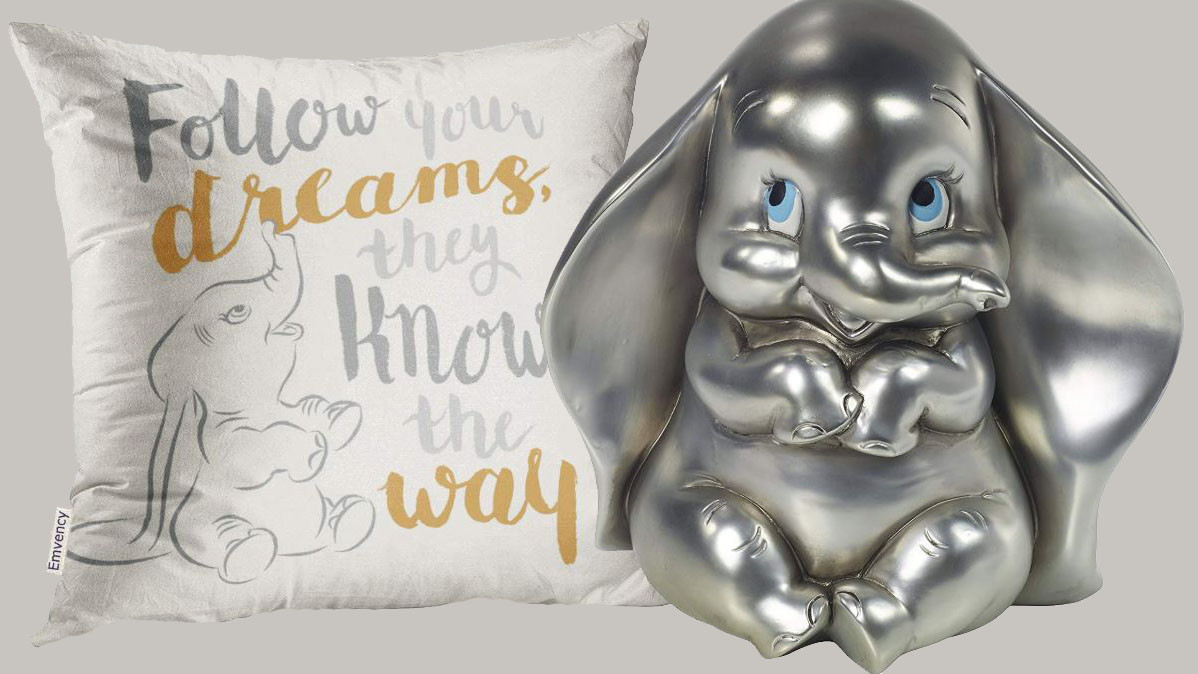 Amazing Gift Ideas For Fans of Dumbo the Elephant
