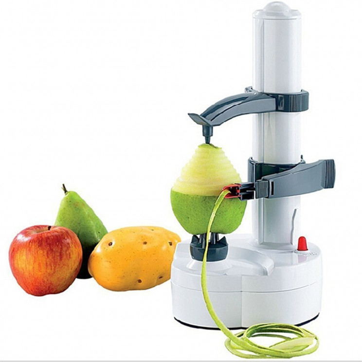 Leave the Peeling to this Multifunctional Electric Automatic Peeler