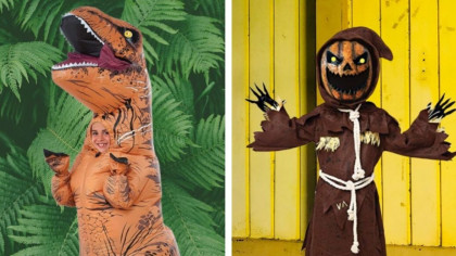 11 Original Halloween Costumes for Kids