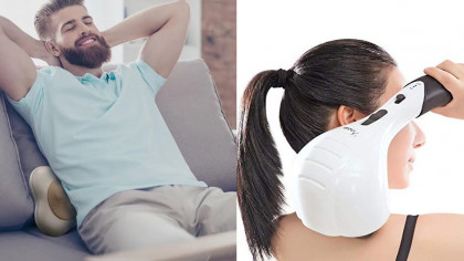 Great Home Massage Products To Relieve Tension