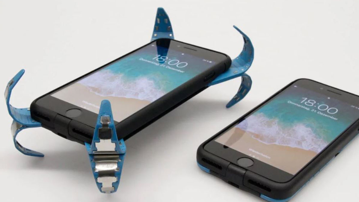 Genius Active Damping Case Provides Extraordinary Protection For Your Phone