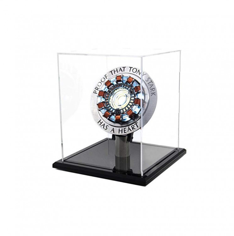 Feel the Iron Man's Heart in Your Hands with The Arc Reactor