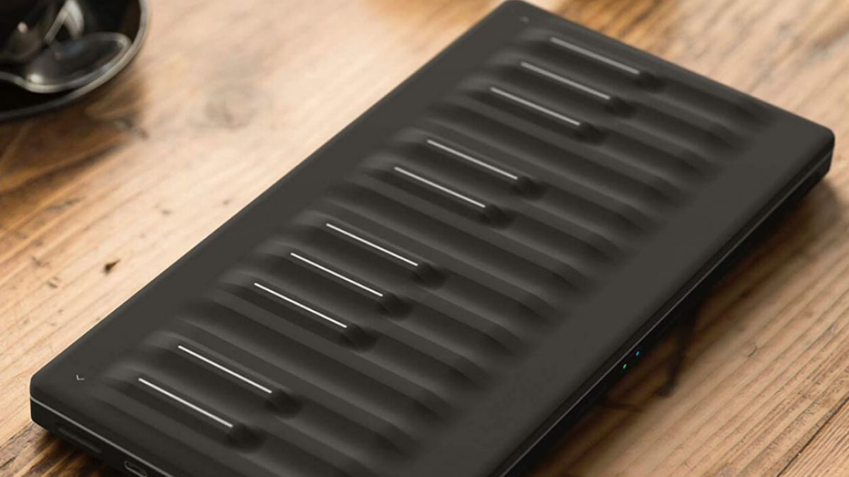 Shape Your Sound with ROLI Seaboard Block
