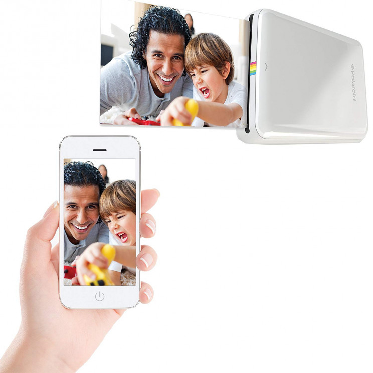Mini Mobile Photo Printer For Your Smartphones and Tablets