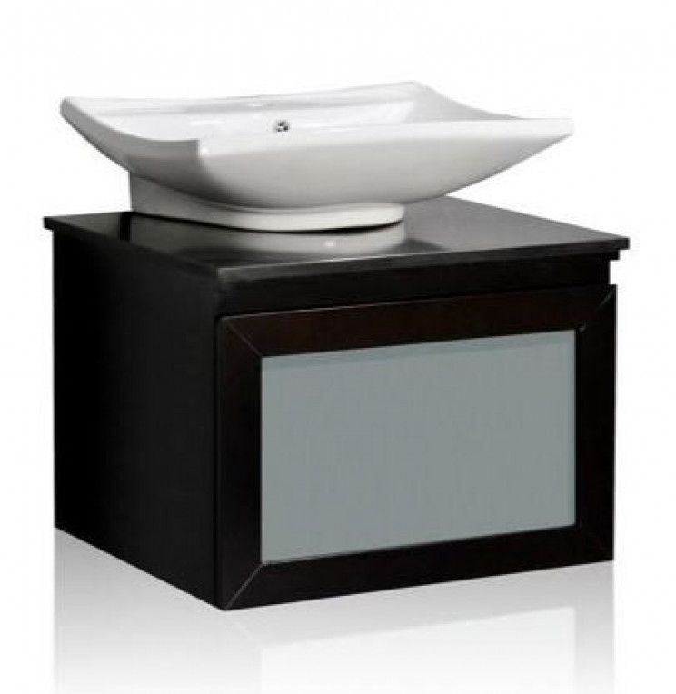 Single Vessel Bathroom Vanity With Sleek Modern Look