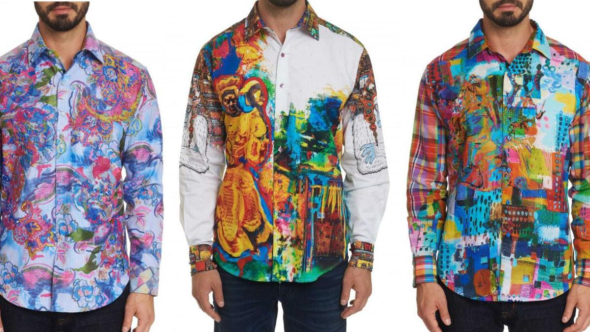 11 Cool Unique Limited Edition Men's Designer Shirts