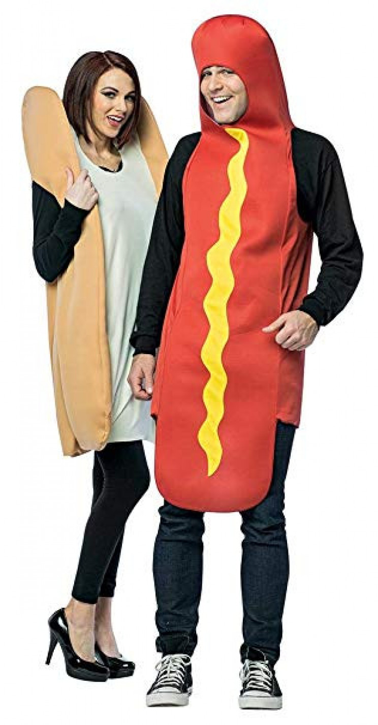 13 Matching Halloween Costumes for Couples
