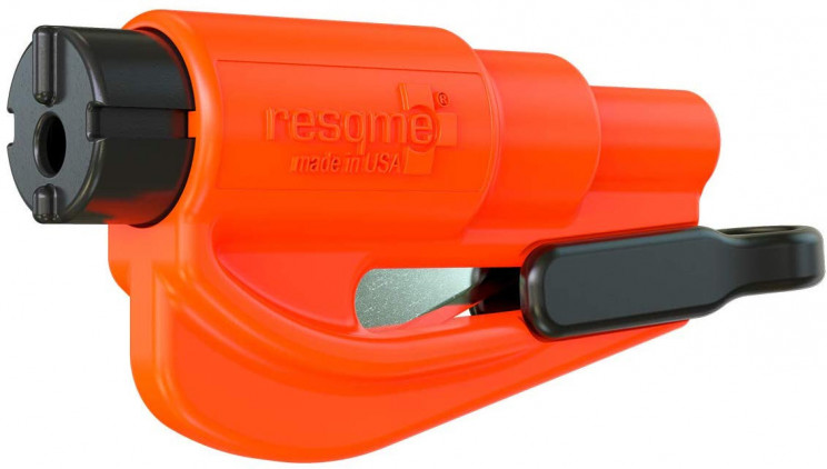 Save Your Life with Resqme Keychain Car Escape Tool