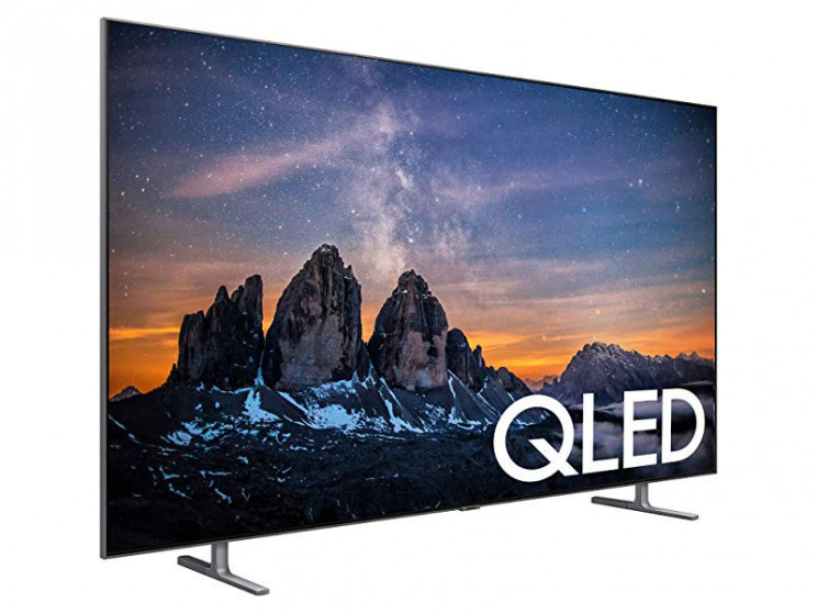 The Most Lifelike TV Experience Ever; QLED Smart TV
