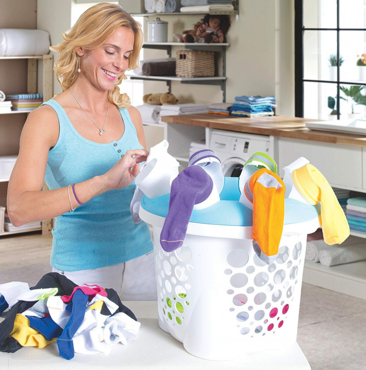 Match Your Socks Quickly and Easily with This Sock Sorter