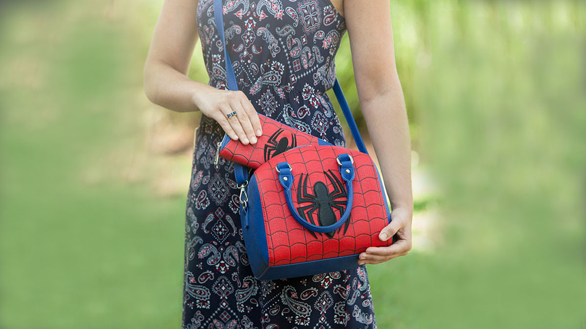 Officially Licensed Marvel Spiderman Handbag