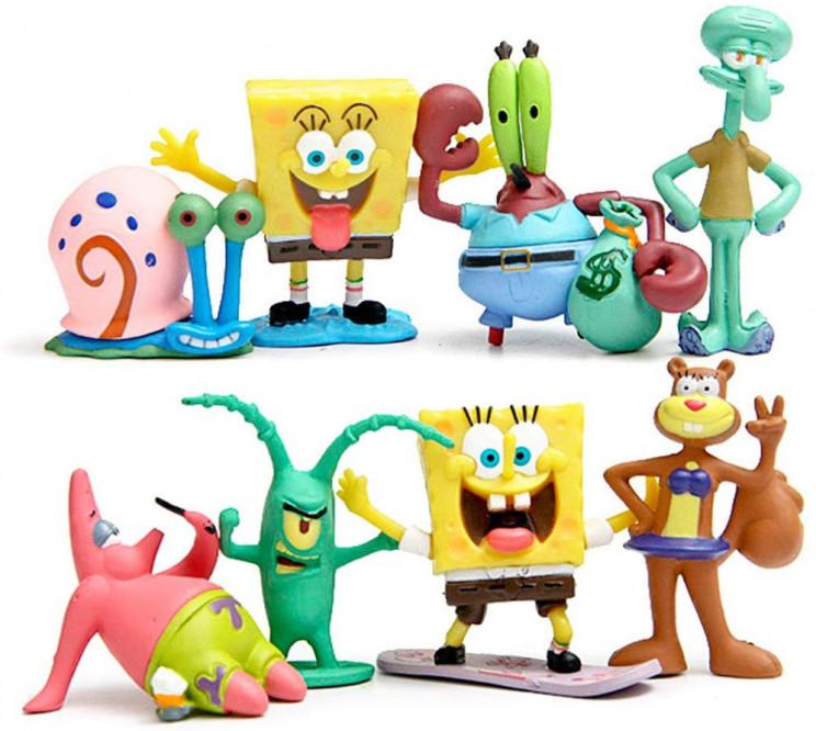 11 Amazing SpongeBob Products