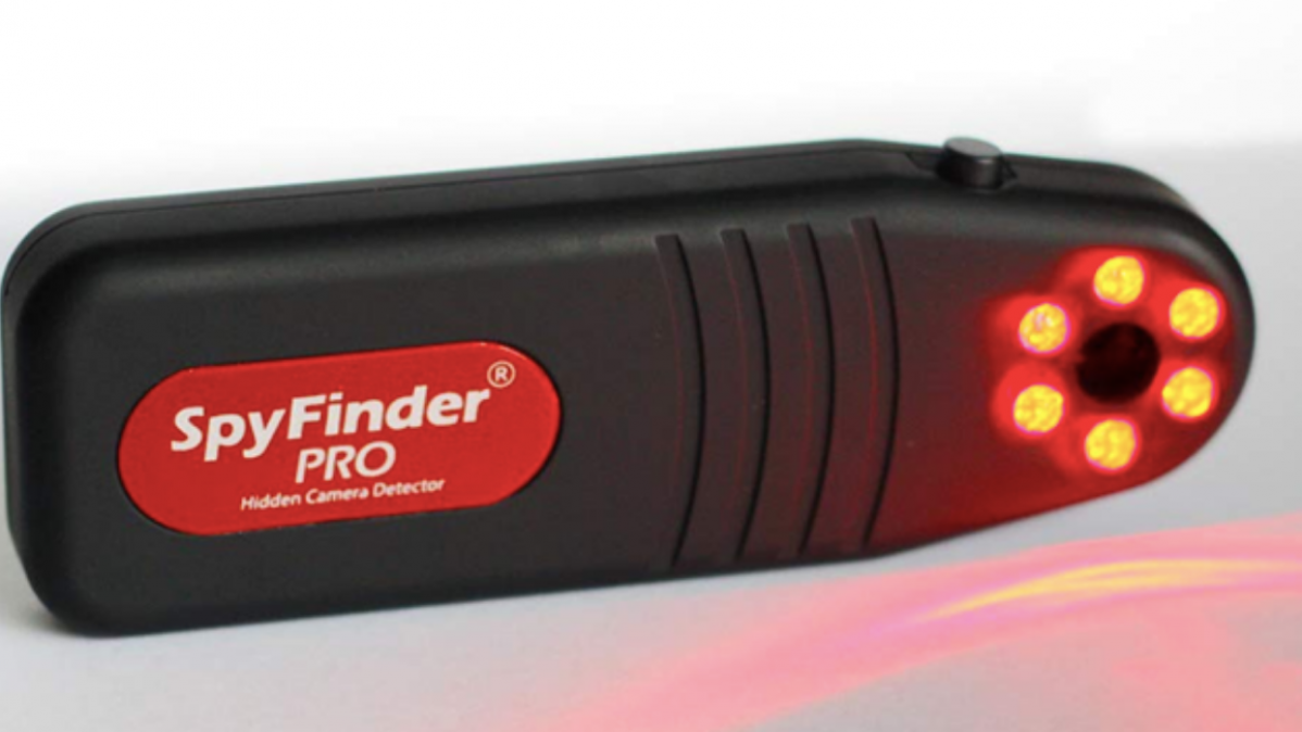 Detect Hidden Cameras with This Detector