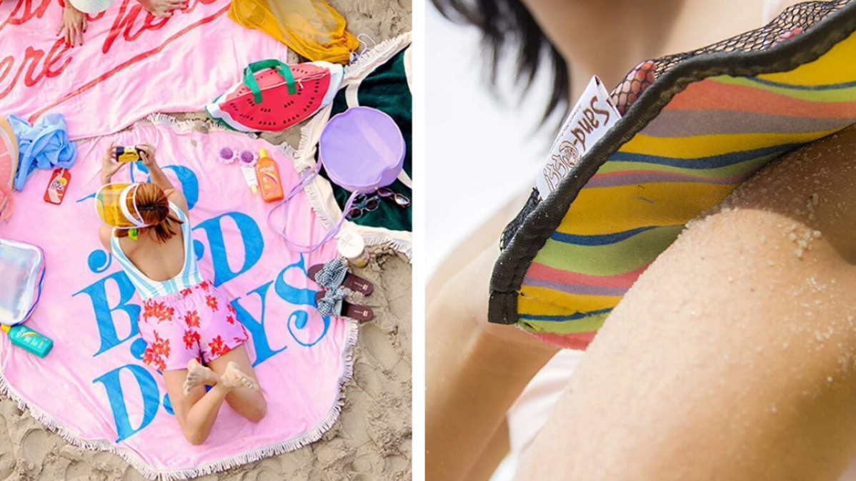 15 Beach Accessories You Need to Have This Summer