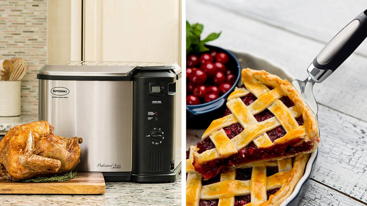 9 Cool Gadgets to Make Your Thanksgiving Cooking a Breeze