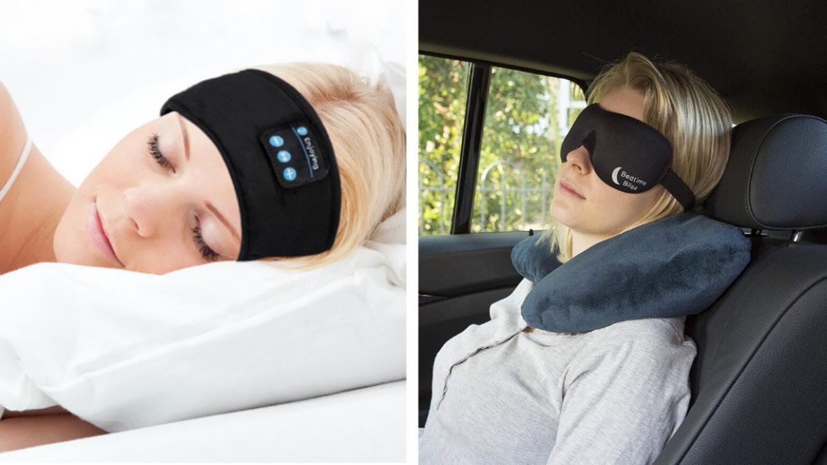 7 Ways To Sleep Well While Traveling