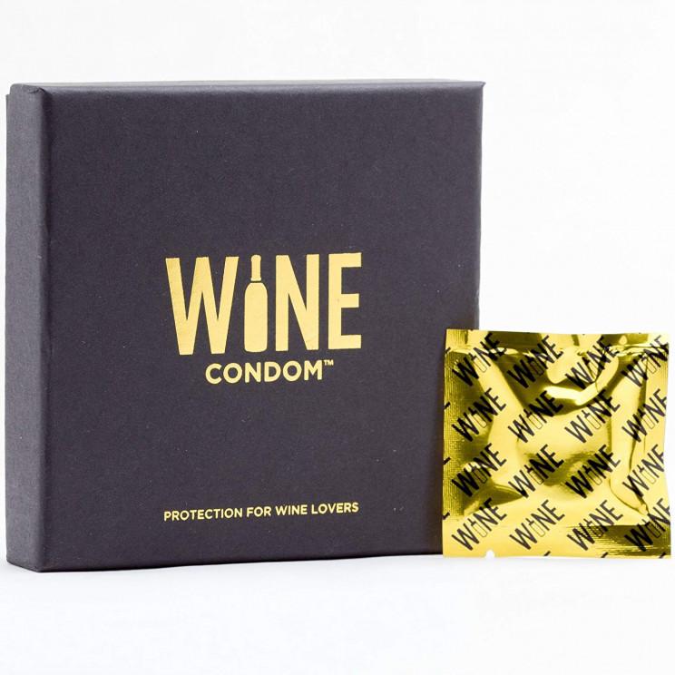Wine-condoms