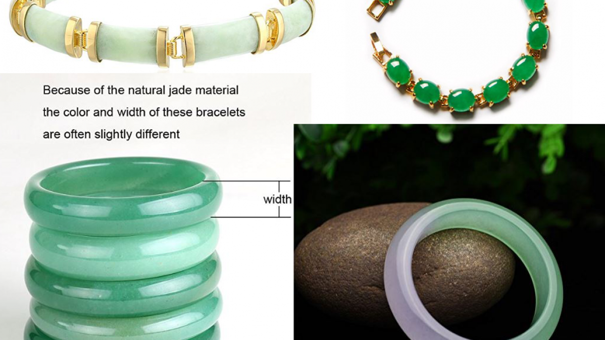 12 Beautiful Jade Bangles To Wear Or Gift