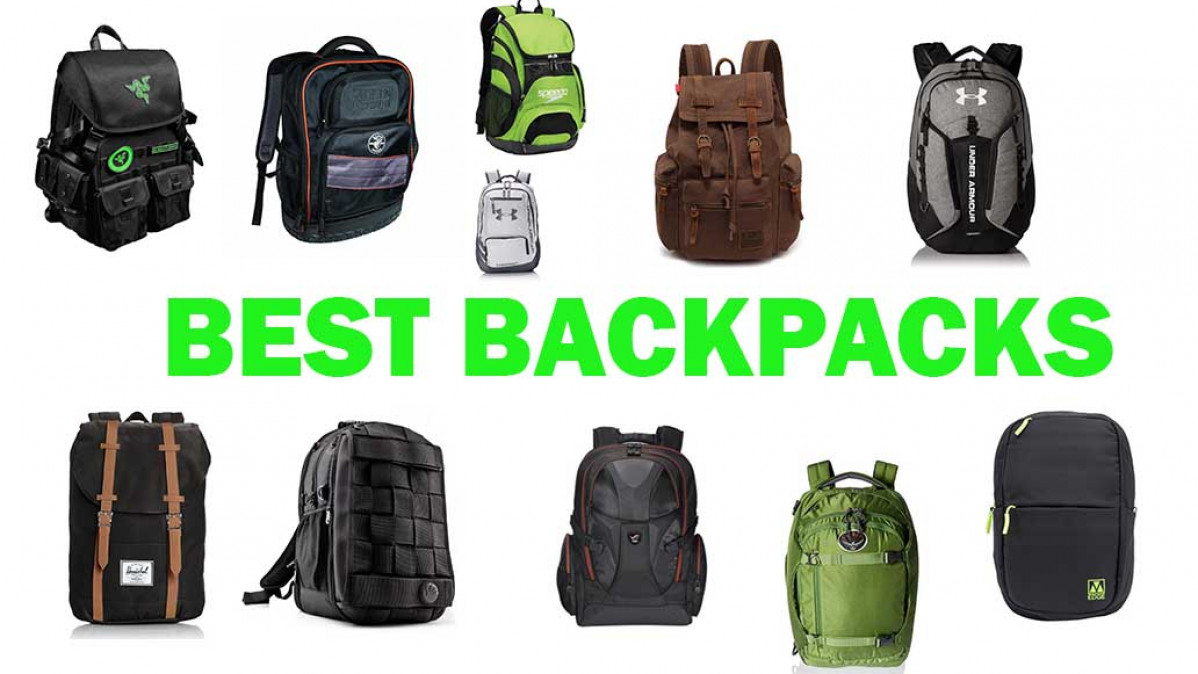 40 Best Backpacks