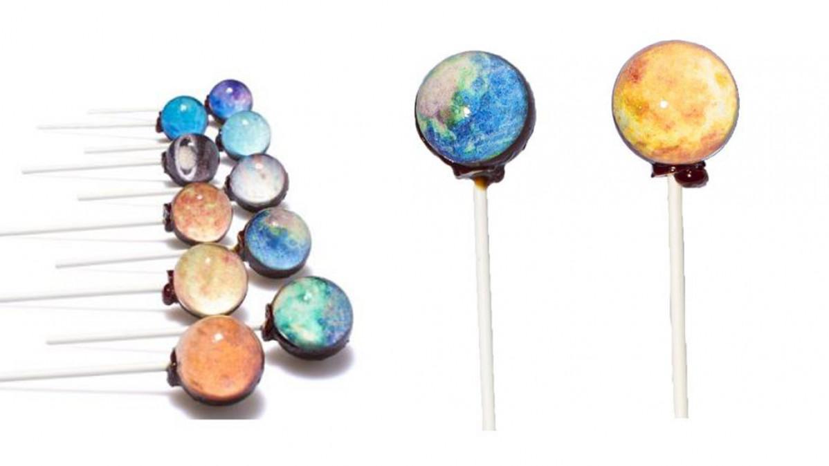 3D Galaxy Pops