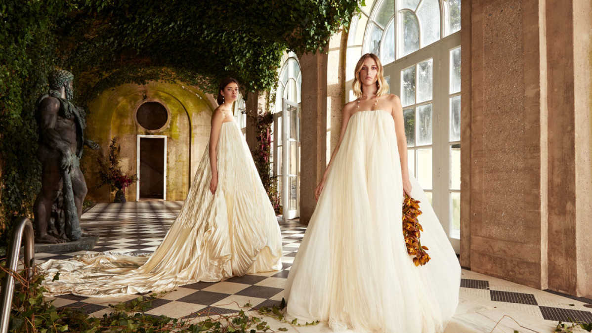 Modern Amazing Wedding Dresses 2018