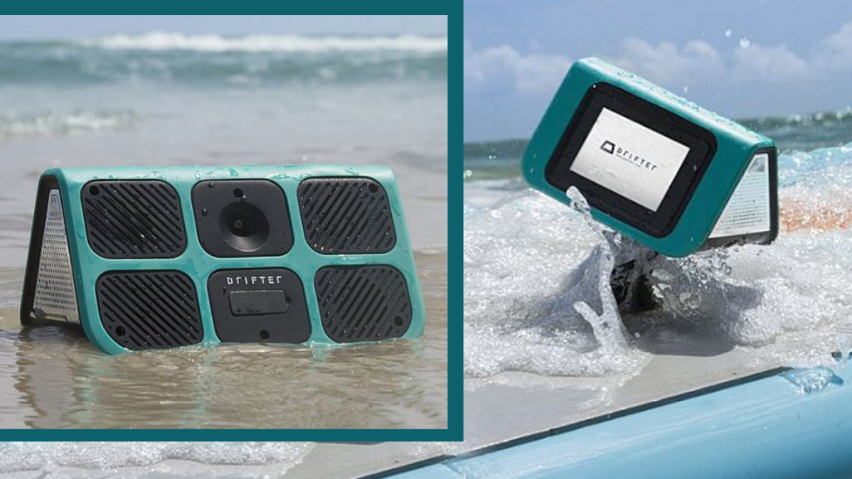 Drifter Portable Waterproof Sound System